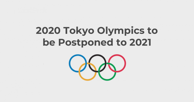 Update: Tokyo 2020 Olympics will be postponed to 2021 due ...